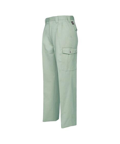 AZ−6384 アイトス カーゴパンツ(2タック) 作業服
