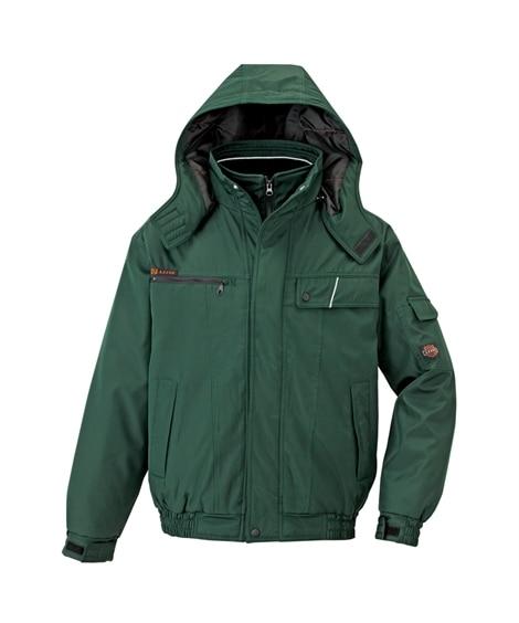 AZ−8561 アイトス 防寒ブルゾン(男女兼用) 作業服