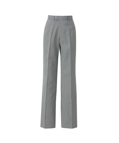 AZ−8676 アイトス レディース千鳥格子パンツ(ノータック) 作業服