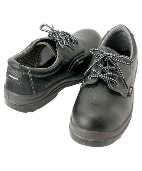 AZ−59801 アイトス ウレタン短靴ヒモセーフティシューズ(男女兼用) 安全靴・セーフティーシューズ