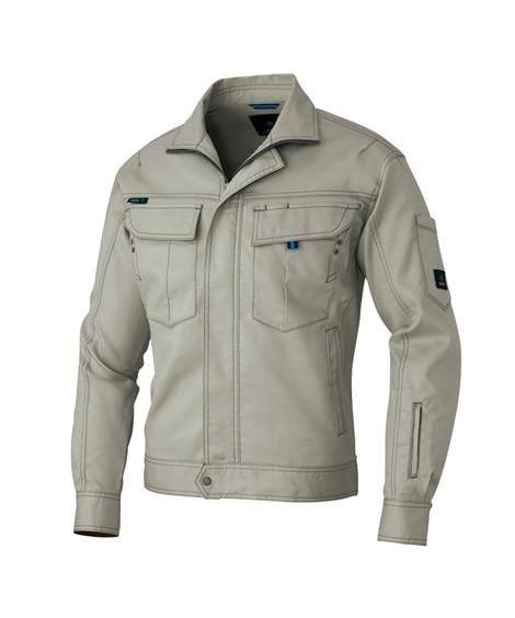 AZ−60301 アイトス 長袖ストレッチブルゾン(男女兼用) 作業服