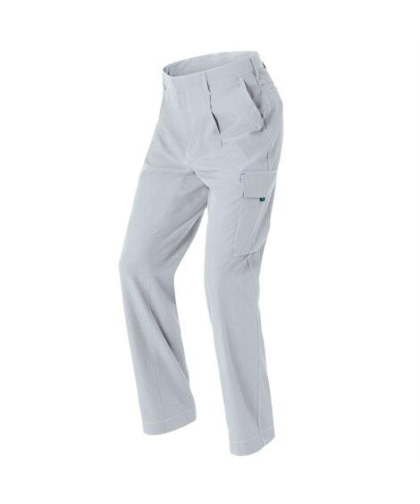 AZ−60421 アイトス 1タックカーゴパンツ(男女兼用) 作業服