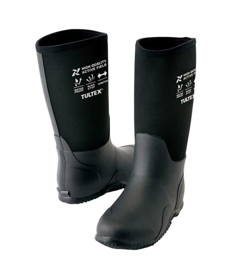 AZ-4710 アイトス クロロプレンブーツ 安全靴・セーフティーシューズ, Shoes