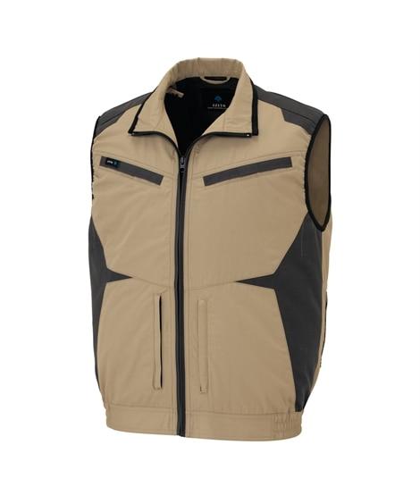 AZ-30587 アイトス ベスト(空調服TM)(男女兼用) 作業服
