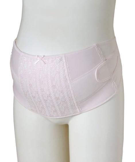 【妊娠中期―臨月】アウターにひびきにくいサポートアップ妊婦帯...