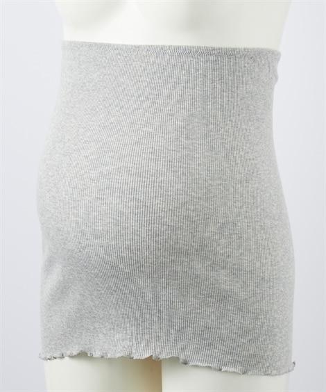 【産前・産後】綿100%リブ 腹巻き (腹巻・妊婦帯(腹帯)・マタニティガードル) Maternity clothing