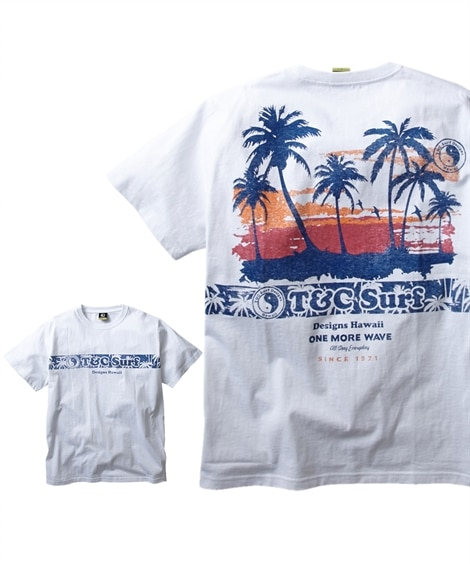 T&C Surf Designs(タウン&カントリー) 綿1...