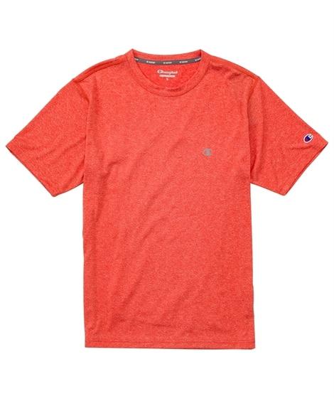 Champion(チャンピオン)速乾。防臭ワンポイント半袖Tシャツ(C VAPOR/C ODORLESS) 【レディーススポーツウェア】Sportswear