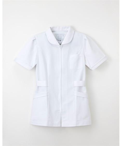 ナガイレーベン MI-4632 チュニック(女性用) ナースウェア・白衣・介護ウェア