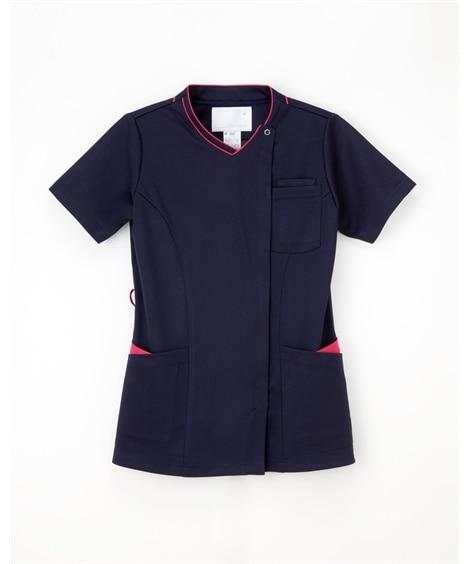 ナガイレーベン RF-5087 女子スクラブ(女性用) ナースウェア・白衣・介護ウェア
