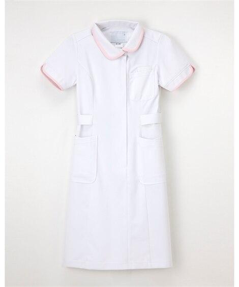 (CD-2837)【ナガイレーベン】ワンピース ナースウェア・白衣・介護ウェア