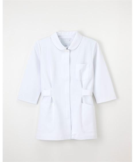 ナガイレーベン HO-1911 チュニック7分袖(女性用) ナースウェア・白衣・介護ウェア
