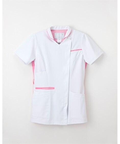 ナガイレーベン LX-4072 女子ハイブリッドメディウェア(女性用) ナースウェア・白衣・介護ウェア