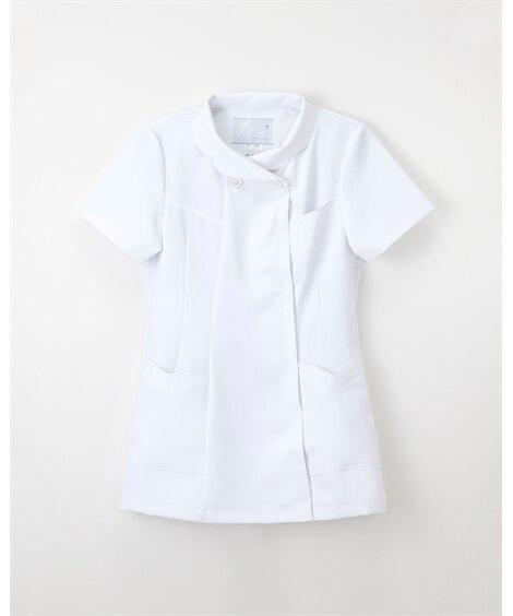 ナガイレーベン FY-4582 チュニック(女性用) ナースウェア・白衣・介護ウェア