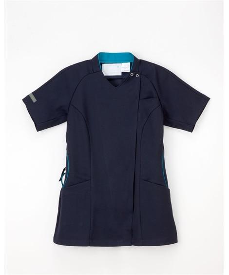 ナガイレーベン ML-5362 女子スクラブ(女性用) ナースウェア・白衣・介護ウェア