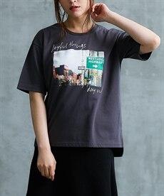<ニッセン> スカラップ刺しゅうノースリーブワンピース (ワンピース)dress 16