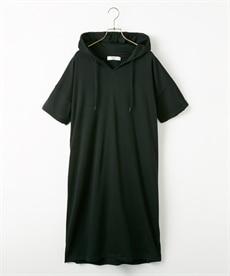 <ニッセン> スカラップ刺しゅうノースリーブワンピース (ワンピース)dress 18