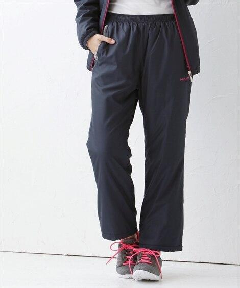 HEAD 裏ボアロングストレートパンツ 【レディーススポーツ...