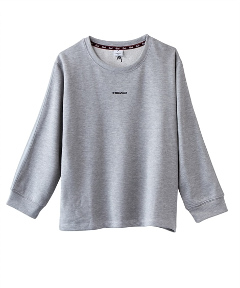 HEAD ロゴプリントプルオーバー 【レディーススポーツウェア】Sportswear