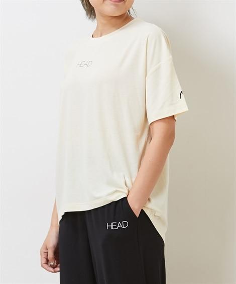 HEAD 541823 もちもちソフト生地 UVカット・吸汗速乾Tシャツ 【レディーススポーツウェア】Sportswear