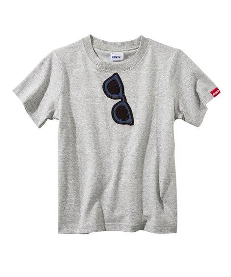 【EDWIN(エドウィン)】半袖Tシャツ(男の子 女の子 ベビー服 子供服) (Tシャツ・カットソー)Kids' T-shirts