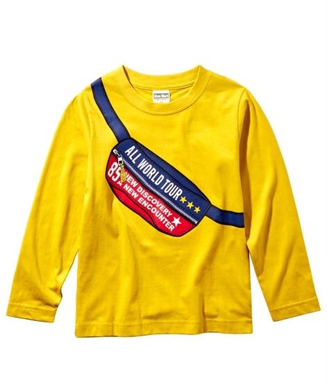 10柄から選べる春のプリントTシャツ(男の子 子供服) (T...