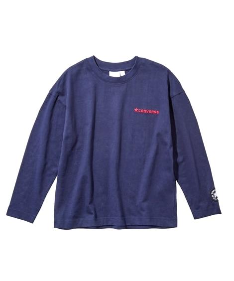 【CONVERSE(コンバース)】長袖Tシャツ(男の子 女の子 子供服) (Tシャツ・カットソー)Kids' T-shirts