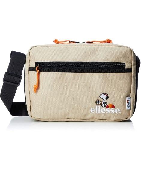 ellesse×PEANUTS(エレッセ×ピーナッツ)ショルダーバッグ 【PN3102】 ショルダーバッグ・斜め掛けバッグ, Bags