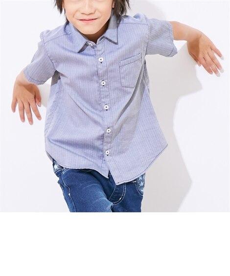 半袖シャツ(男の子 子供服) シャツ・ブラウス...
