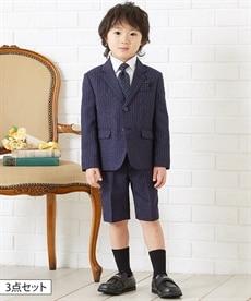 eb33ad3786d フォーマルスーツ3点セット(男の子 子供服)