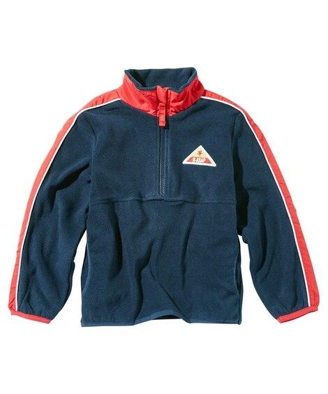 フリースジップトレーナー(子供服 男の子) (トレーナー・スウェット)Kids' Sweatshirts