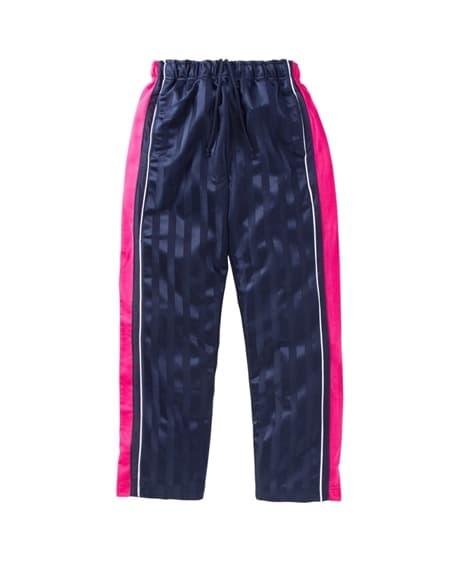 シャドーブリスターロングパンツ(男女兼用) キッズジャージ, Kid's Sportswear