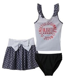 <ニッセン> セパレート水着(女の子 子供 水着) ファッション水着(遊泳用水着) 5