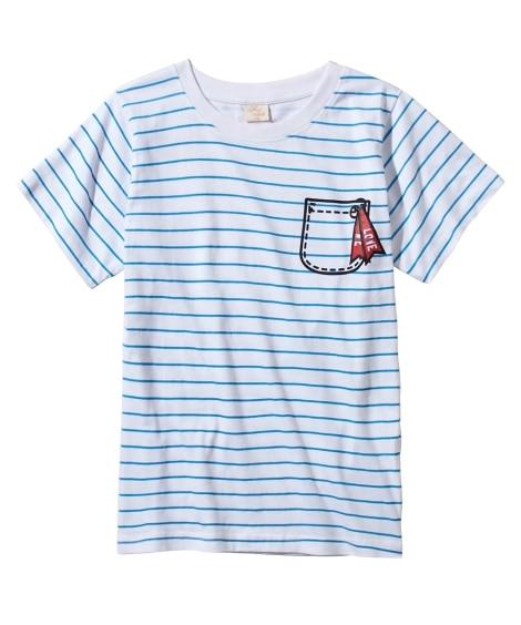プリントTシャツ(女の子 子供服。ジュニア服) Tシャツ・カ...