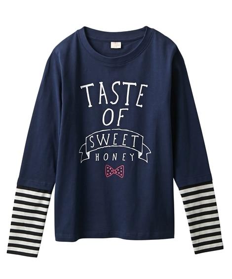 デザイン色々♪カジュアルTシャツ(女の子 子供服。ジュニア服...