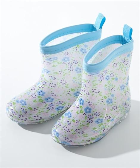 レインブーツ(女の子) レインシューズ・レインブーツ・長靴