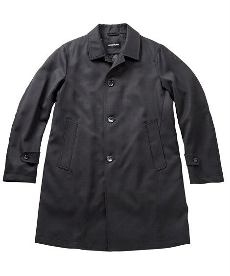 着脱可能ライナー付ステンカラーコート コート, Coat, ...