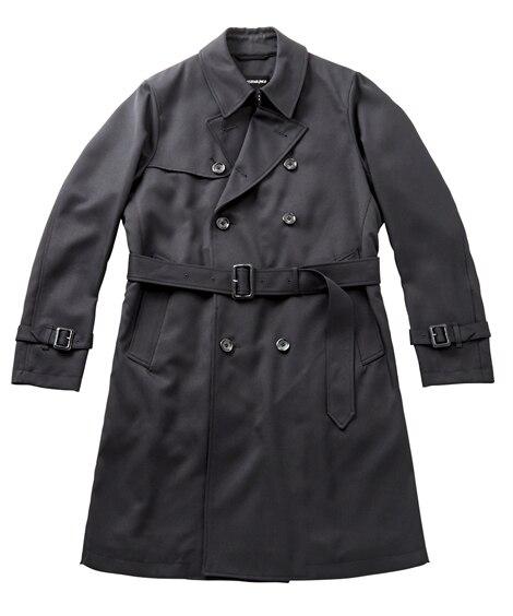着脱可能ライナー付トレンチコート コート, Coat, 大衣...