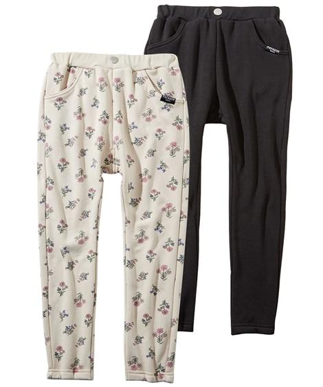 あったか裏シャギーレギンスパンツ2枚組(男の子。女の子 子供服。ジュニア服) パンツ, Kids' Pants