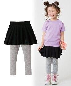 739607f8f5a10 身長110cm 子供服 スカッツ(スカート付パンツ) 通販 ニッセン  - 子供服