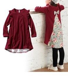 <ニッセン> フレアスカッツ(女の子 子供服。ジュニア服)レギンス付スカート (スカート付パンツ) 27