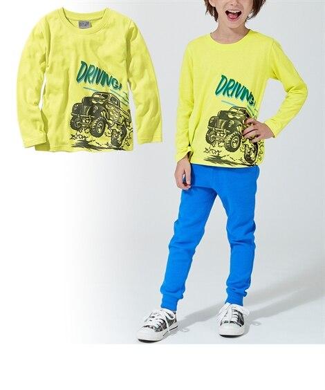 柄が選べるプリントTシャツ(子供服 男の子。女の子 ジュニア...