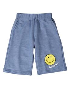 <ニッセン> スマイリーフェイス 綿100%重ね着風長袖Tシャツ(男の子。女の子 子供服。ジュニア服) Tシャツ・カットソー 4