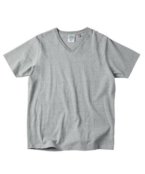 ヘビーウエイトVネックTシャツ(USAコットン) Tシャツ・...