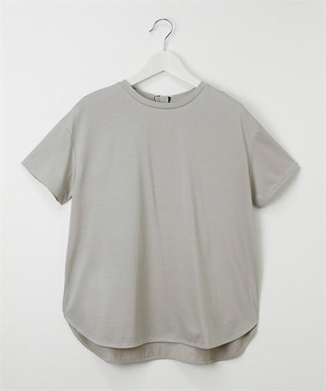 <ニッセン> 白黒ネコ ゆるTシャツ (Tシャツ・カットソー)(レディース)T-shirts 5