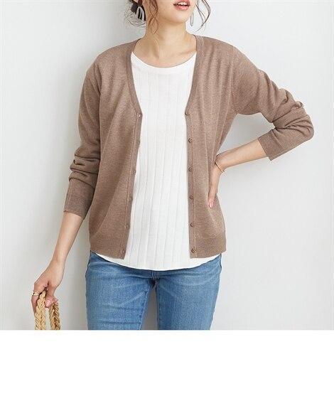 <ニッセン> 白黒ネコ ゆるTシャツ (Tシャツ・カットソー)(レディース)T-shirts 6