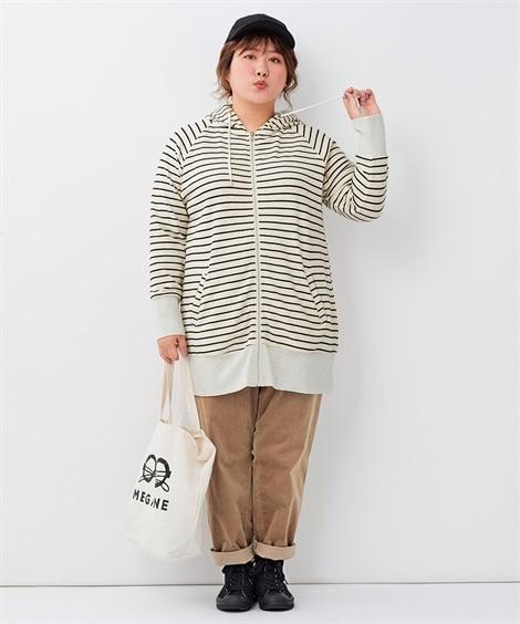 <ニッセン> 白黒ネコ ゆるTシャツ (Tシャツ・カットソー)(レディース)T-shirts 22