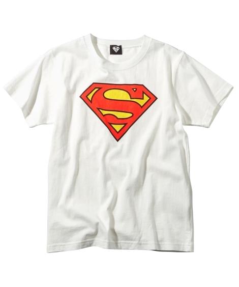 バットマン。スーパーマン 綿100%半袖Tシャツ(男の子。女...