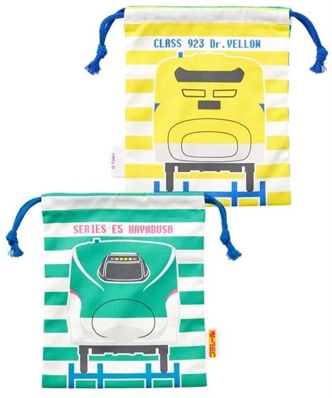 【日本製】キャラクター巾着Sサイズ 入園入学準備 男の子・女の子 コップ入れ ポーチ・巾着・移動ポケット