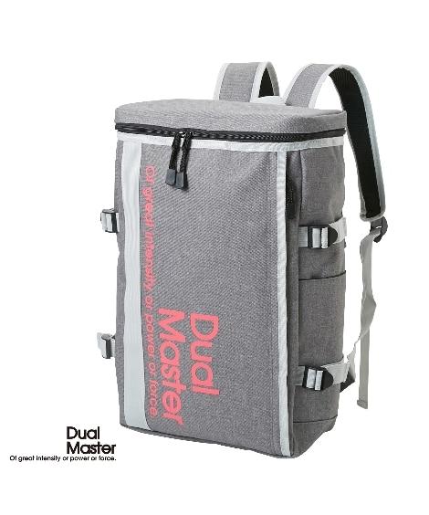 04c83e20ab97 Dual Master(デュアルマスター)スクエアリュック(A4対応 ...